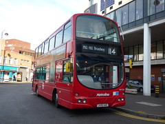 Older Gemini 114 (londonbusexplorer) Tags: metroline west volvo b7tl wrightbus gemini vw1561 lk55aae 114 ruislip mill hill broadway uxbridge tfl london buses