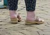 P1280322 (fetishforfeet) Tags: candid candidfeet feet maturefeet shoes