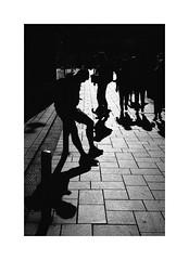 Helsinki 2017 (danieltim.net) Tags: streetphotography finland blackandwhite noir shadows cityofshadows personaldocumentary impressionism