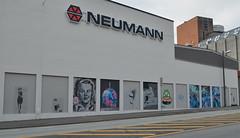 Neumann Gallery (svennevenn) Tags: gatekunst bergen streetart joy rc afk forglemmegei lise barnslig teg