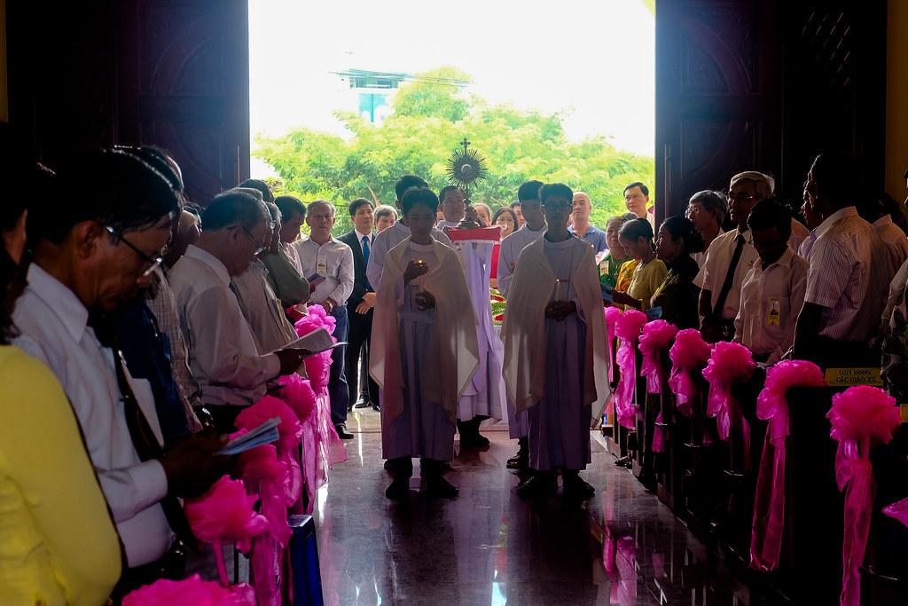 Thánh lễ tạ ơn khánh thành nhà thờ Hòa Cường – Giáo phận Đà Nẵng - Ảnh minh hoạ 31