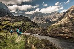 End of Loch Coruisk (KazzT2012) Tags: elgol lochcoruisk isleofskye scotland skye mountains canoneos70d may