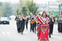 Fiestas Patrias 2017-being watched over-6735 (gabrielaquintana1) Tags: fiestaspatrias dancinshorses lowriders mariachis motorcycles parade