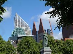 Old & New (Elad283) Tags: holland haag hague thehague denhaag netherlands nederland architectureandbuildings architecture citylife urbanlife urban