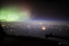 Aurora Borealis (SubOrbitalBen) Tags: aurora borealis alberta canada astrophotography boeing b737 cockpit flightdeck stars milkyway nikon nikond750 d750 rokinon rokinon24mm samyang samyang24mm nightphotography nightscape