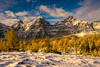DSC08256 (www.mikereidphotography.com) Tags: larches fallcolors autumn canada canadianrockies lakemoraine larchvalley sentinelpass 85mm otus zeiss mirrorless a7r2 landscape golden