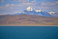 Mt. Kailash (lightmeister) Tags: china tibet travel ngari kailash manasarovar