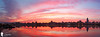 017-09-25 忠孝碼頭日出 (Steven Weng) Tags: 忠孝碼頭 日出 台灣 台北 sky 天空 雲 clouds taiwan taipei canon eos5d2 ef1740 多圖接圖 photomerge