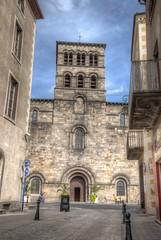 Abbatiale Saint-Austremoine d'Issoire (Frédéric Pagès) Tags: abbatiale saintaustremoine issoire puydedôme auvergne église peintures édifice religieux