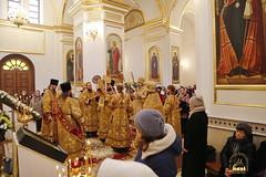 22. Праздник Святителя Николая в Кармазиновке