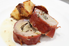 Savoyard stuffed pork ballentine