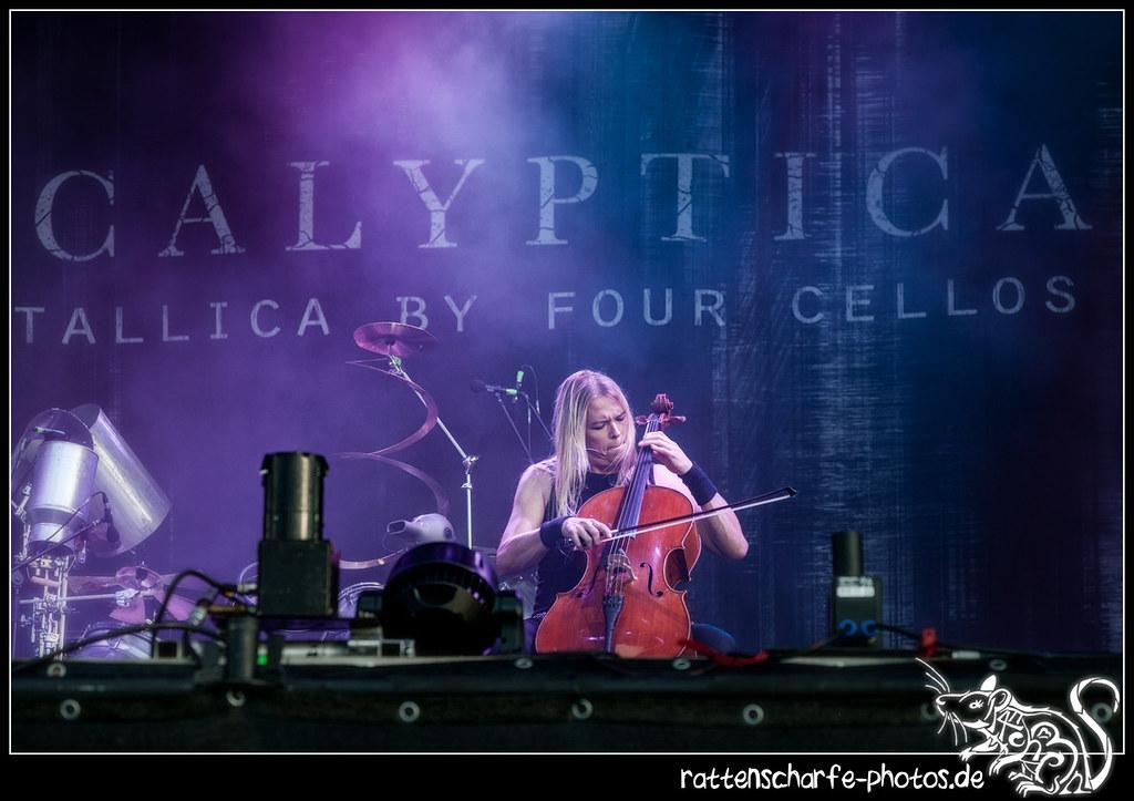 2017-08-04 Apocalyptica @ Wacken