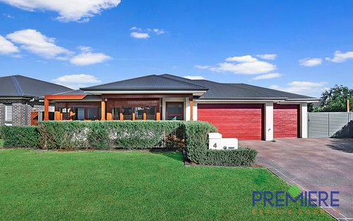 4 Dullea Close, Gregory Hills NSW