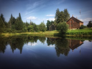 Reflections - John Browns Farm State Historical Site