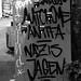 ANTIFA grafitti