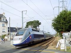 TGV Duplex n°703 (ChristopherSNCF56) Tags: tgv duplex dasye 703 sncf train 8732