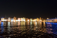 Curacao Willemstad by night