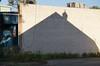 Shadow (Milena Robinson) Tags: shadow wall strret art