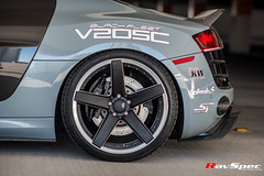 "RAYS Blackfleet V205C - Audi R8 - Artisan Spirits Japan Kit - SEMA 2016 • <a style=""font-size:0.8em;"" href=""http://www.flickr.com/photos/64399356@N08/35977402480/"" target=""_blank"">View on Flickr</a>"