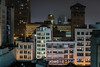 humboldt building (pbo31) Tags: sanfrancisco california night dark black nikon d810 color august summer 2017 boury pbo31 bayarea skyline city urban frenchquarter over rooftops unionsquare orange hotel fourseasons downtown