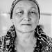 Portrait of a Women in Kyrgyzstan