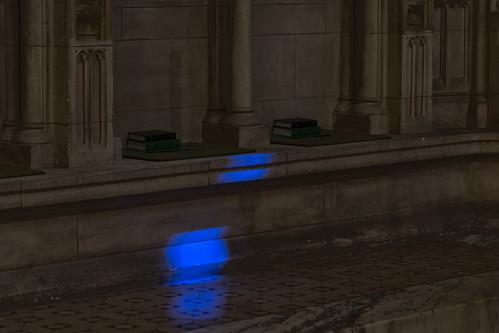 Is A Blue Light