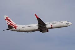 VH-VUU Virgin Australia Boeing B737-8FE (johnedmond) Tags: perth ypph australia virgin boeing b737 737 aviation aircraft aeroplane airplane sel55210 55210mm sony ilce3500