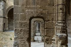 jlvill  031  Tunel del tiempo (jlvill) Tags: arcadas arcos arquitectura historia santuarios monasterios construccioneshistoricas 1001nights 1001nightsmagiccity