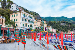 Fegina Beach, Monterosso al Mare, Cinque Terre, Italy (MedCruiseGuide.com) Tags: feginabeach beach beachday beachfun fun monterossoalmare monterosso monterossoalmarecinqueterreitaly cinqueterre 5terre italia italy italianvacation vacation view holiday sand sandybeach bluesky sky sea summer summervacation seaside shore walk water swimming sunbathing colors cityview cinqueterrevillage cinqueterrevillages cinqueterrebeaches cinqueterreitaly outdoors travel tourism hills hiking hill cliff cliffs colorfulhouses houses house buildings building citywalk citycenter citystreets