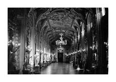(idasalminen) Tags: rome art galleriadoriapamphilj bw architecture film filmphotography kodaktmax400 canoneos500n