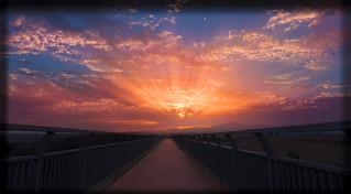 La pasarela del sol  _DSF2129