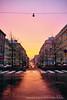 DSCF2116 (kennyum) Tags: travel finland europe helsinki sunrise twilight