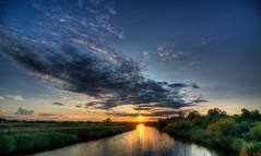 The River Guden (Jim Skovrider) Tags: 1116f28lens atx116prodx adobephotoshoplightroom d800 danmark denmark fullframe gudenå hdr highdynamicrange nikon nikond800 nikonfx nikonfxshowcase photomatixpro randers randersfjord randersregnskov sky sun sunset theriverguden tokina universe night