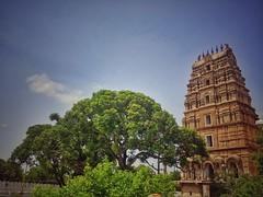 Sri Ramchandra Temple (nirajbhimte) Tags: indiantemple temple hindu hinduism lordkrishna beautiful structure architecture hyderabad