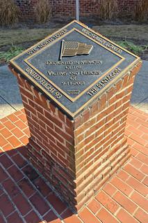 9-11 Memorial, Gadsden, AL