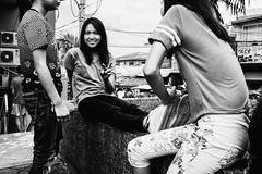 Cramps (Meljoe San Diego) Tags: meljoesandiego fuji fujifilm x100f streetphotography street candid people monochrome philippines