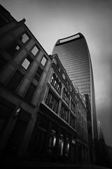 Urban stories III (Pamela Aminou) Tags: architecture architectural fine art blackandwhite blackdiamond monochrome city london centrallondon