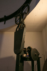 Dome drive (Tomek Mrugalski) Tags: atmob morrison observatory fayette missouri telescope refractor