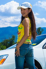 Mei (Chris-Creations) Tags: mei pretty chinese asian woman girl feminine femme fille attractive sweet cute beauty lovely amateur wife gorgeous beautiful glamour mujer niña женщина 女孩 女人 jeans denim portrait people lady petite esposa 性感 妻子 20050904028 outside outdoors