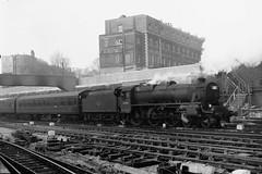 45285 (Gricerman) Tags: euston eustonstation black5 black5class 460 45285 steam steambr steammidland midland midlandsteam midlandsteambr br britishrailways brsteam brmidland lms