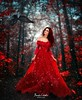 The Red Witch (~Brenda-Starr~) Tags: august2017 allrightsreserved theredwitch brendaclarke brendastarr got challenge digitalmontage