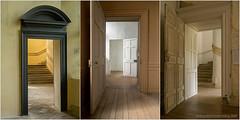 Kirby doors (Beardy Git) Tags: olympusm1250mmf3563 em5 architecture building history historic english heritage trptych door doorway portal kirbyhall kirby northants uk