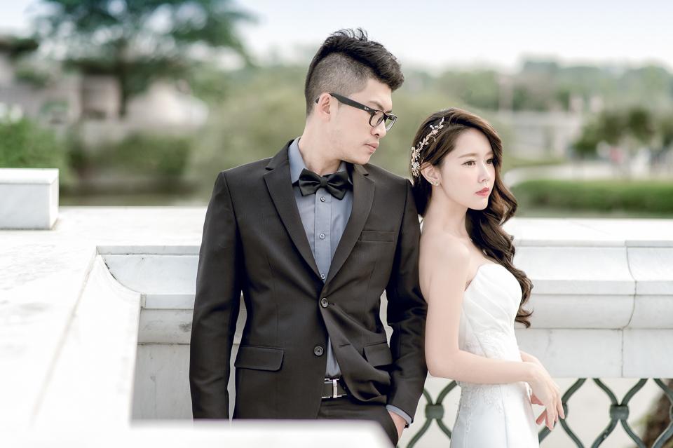台南自助婚紗 奇美博物館 婚紗作品 Abby 028