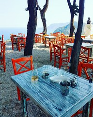 Old Village of Alonissos...autumn...🍁 www.angelosalonissos.com #angelos_apartments #alonissos #sporades #greece #autumn #oldvillage #chora #island #instagood #instamood #instalike #alonisos #alonnisos #alonissosisland #table #colors #chairs #or (angelosapartments) Tags: chairs autumn instalike table alonissosisland chora pines alonisos angelosapartments oldvillage island alonnisos instagood colors sporades alonissos september greece instamood orange