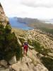 The hike to La Mola (thomas morrow2012) Tags: hike cliff peak mallorca spain espana la mola seascape ocean vista view panorama