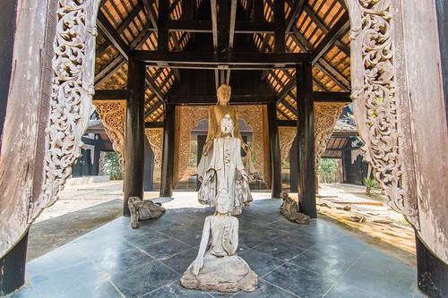 maison noir chiang rai - thailande 12