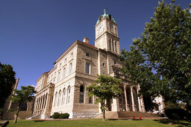 Rockingham County Courthouse - Harrisonburg, VA