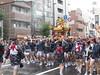 Water Pouring Festival at Tomioka Hachiman-gu Shrine (walking.biking.japan) Tags: tokyo kotoku shrine festival
