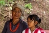 Karen Grandmother and Child 0144-2 (Ursula in Aus) Tags: banhuaymaegok banhuaymaegokschool hilltribeeducationprojects maehongson maesariang thep thailand