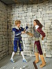 DSCN1463 (kreata_musateka) Tags: ken handycraft handmade harleyken1998 mattel doll basicken216 basic costume